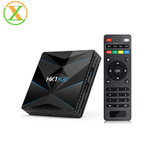 Muy bien diseño HK1 jugar S905X2 caja de TV inteligente android 4k quad core tv box 2gb 16 gb/ 4gb 32 gb/4 gb 64gb HD 4k ANDROID 9,0 <span class=keywords><strong>OS</strong></span>