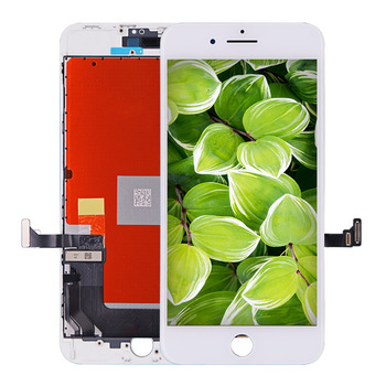 GRANDEVER Various materialized mobile phone screens oem lcd for iphone 8 plus original