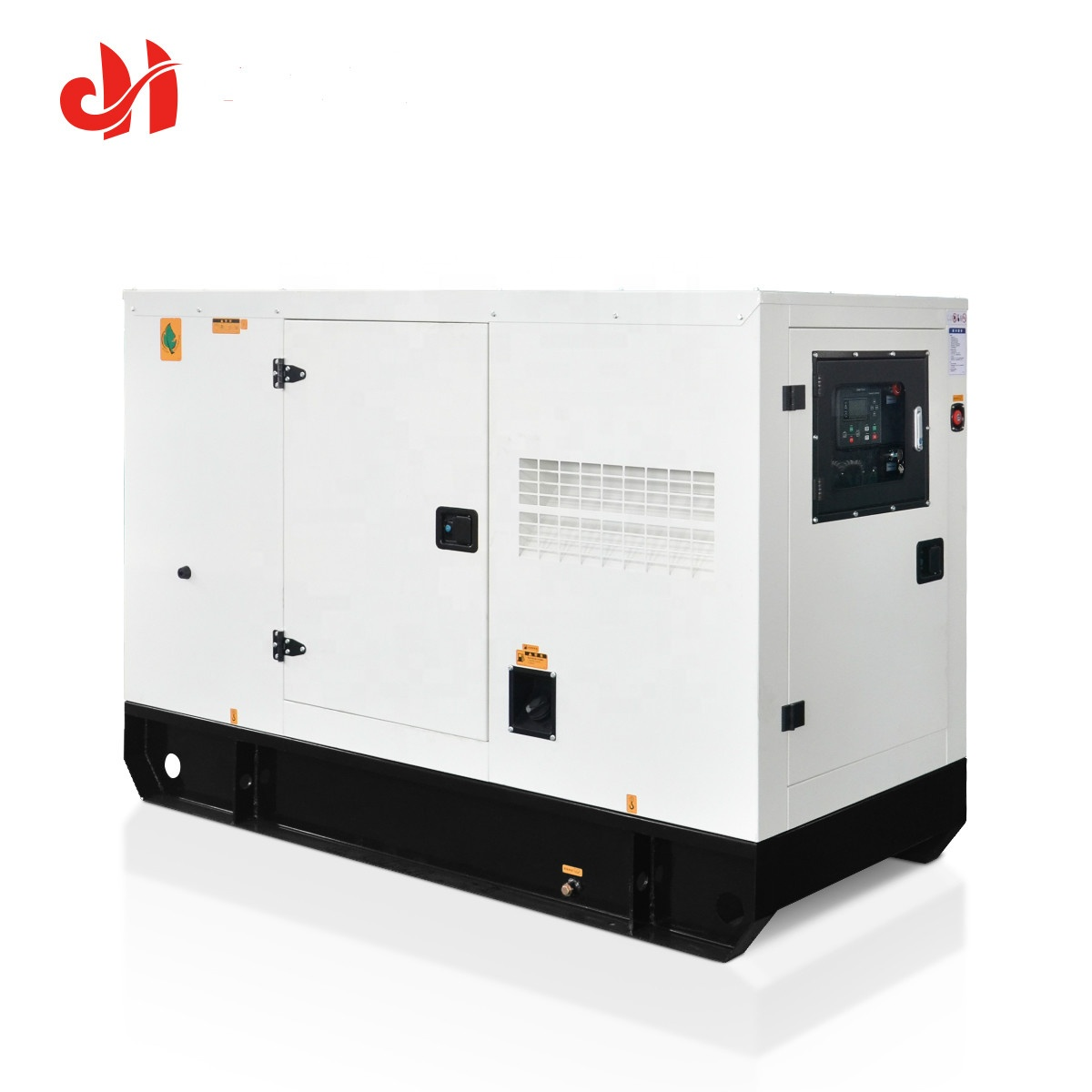 JHYD-50GF 50kva <strong>diesel</strong> generating sets with soundproof canopy