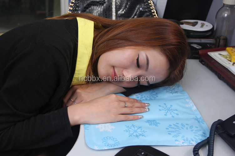 cooling pillow pad 2