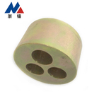 metal building material coupler rebar prestressed anchor head and wedge