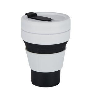 Eco Friendly Collapsible Coffee Cup With Logo Collapsible Cups