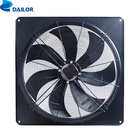 Square 10 Inch 250mm AC/EC Square Axial Flow Fan