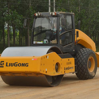 Liugong 22 ton Road compactor CLG6122E mini road roller price