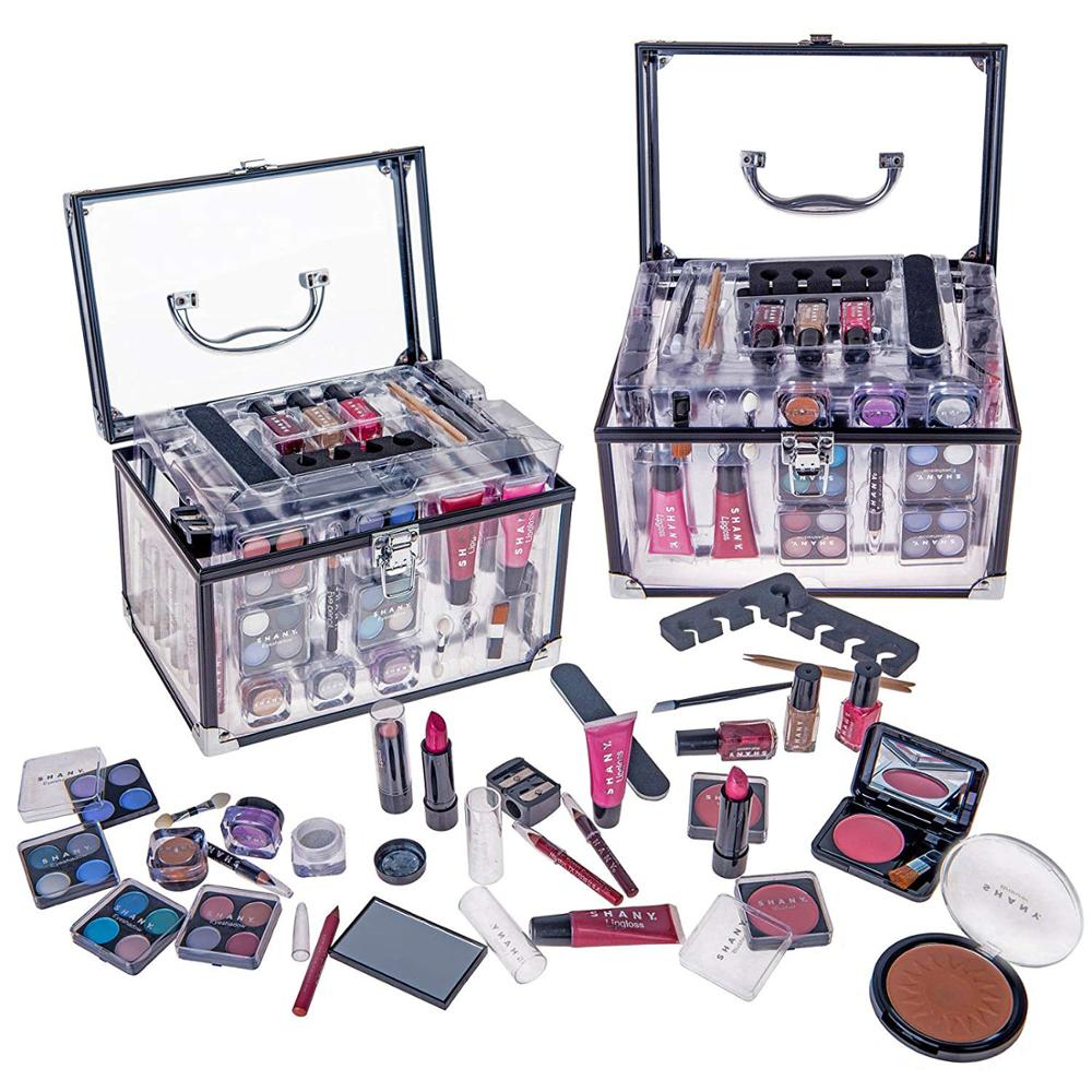 Lowest Price Professional Complete Cosmetics Bridal Lady Artist Makeup Up Kit