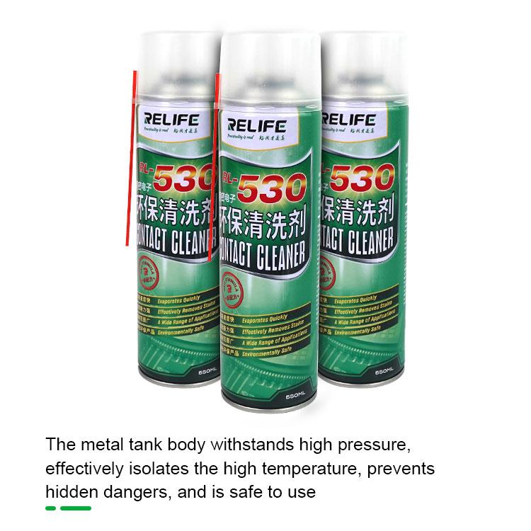RELIFE RL-530 environmental cleaner for mobile phone repair