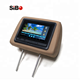 SIBO Built Into The Headrest PAD With Internet Access For TV/VID