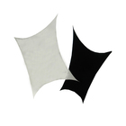 Beach style awning roof wave sun shade sail