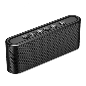X6 Hot selling Mini Portable bluetooth speaker outdoor subwoofer USB charging