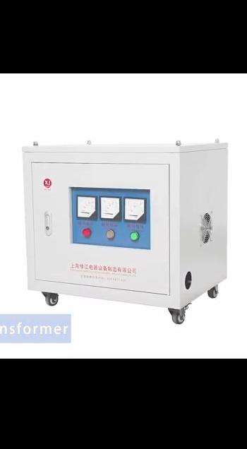 SG three phase 440V to 220V isolated transformer 100KVA