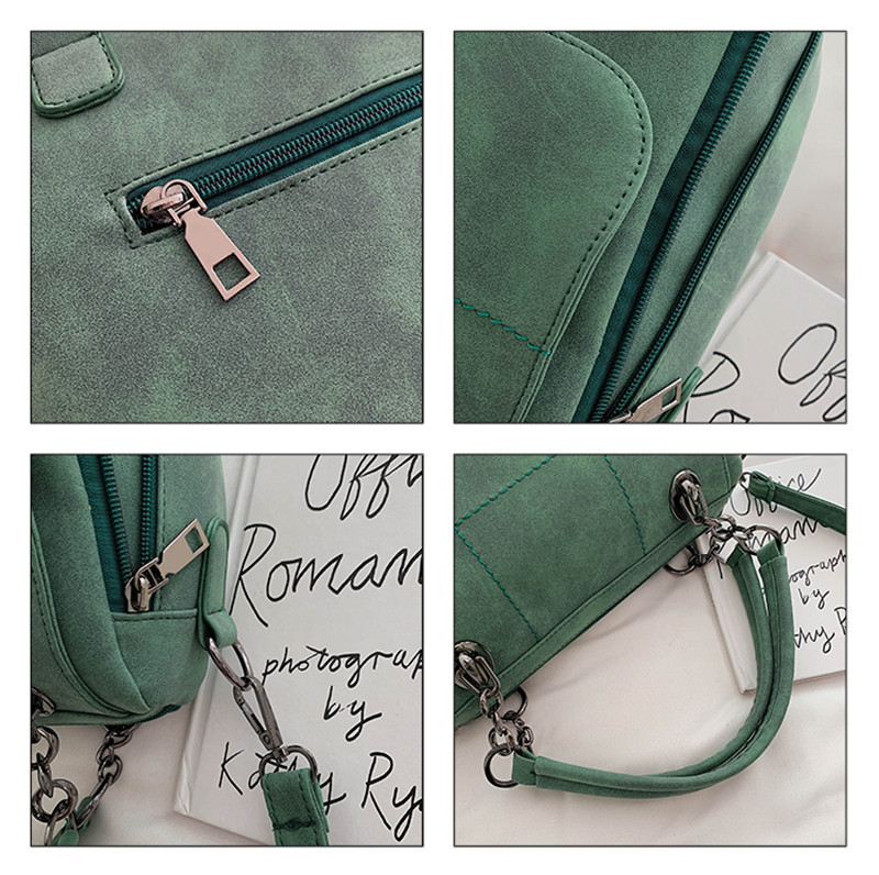 Simple fashion large capacity nylon cloth bag female lightweight wild shoulder bag trend casual portable crossbody bag wholesale