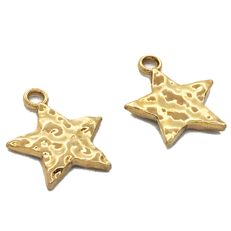 Swim Custom Bikini Die Cut Believe Charms Jewelry Making Stamp Plate Tags Star Metal Logo In Metal