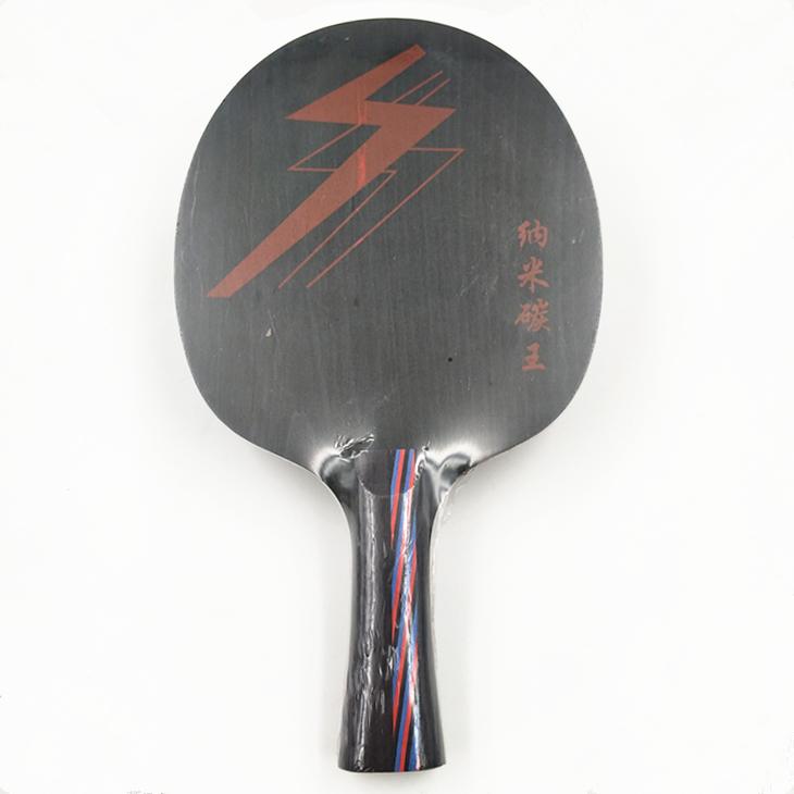 Usine personnalisée OEM durable de raquette de ping-pong chauve-souris professionnel de Haute qualité carbone table tennis raquette de padel