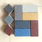 High Quality 150mm*150mm wear-resistant Fashion Different Colors Paver Brick