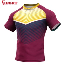 Mannen Custom <span class=keywords><strong>Rugby</strong></span> Jersey Set Uniform, <span class=keywords><strong>Rugby</strong></span> Uniform Voor Mannen