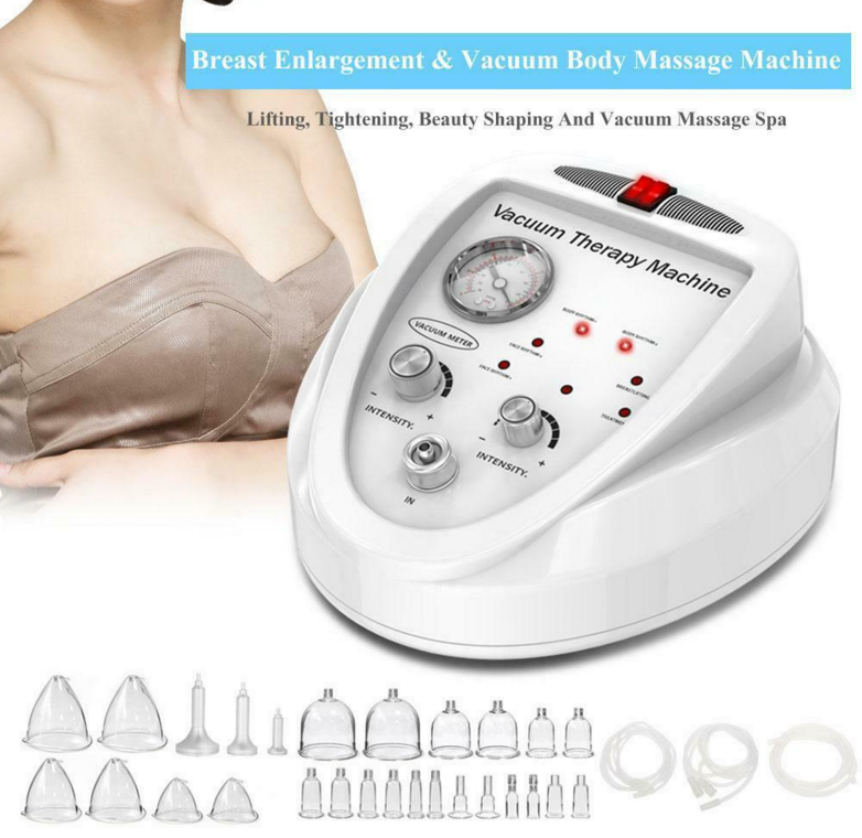 Vacuum Massager Machine Butt Cupping Breast Enlargement Machine/ Best Butt massager enhancement device