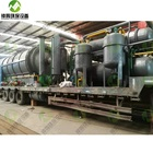 Online Support Tire Recycling Machine Tire Pyrolysis Machine Waste Tire Recycling Best Design