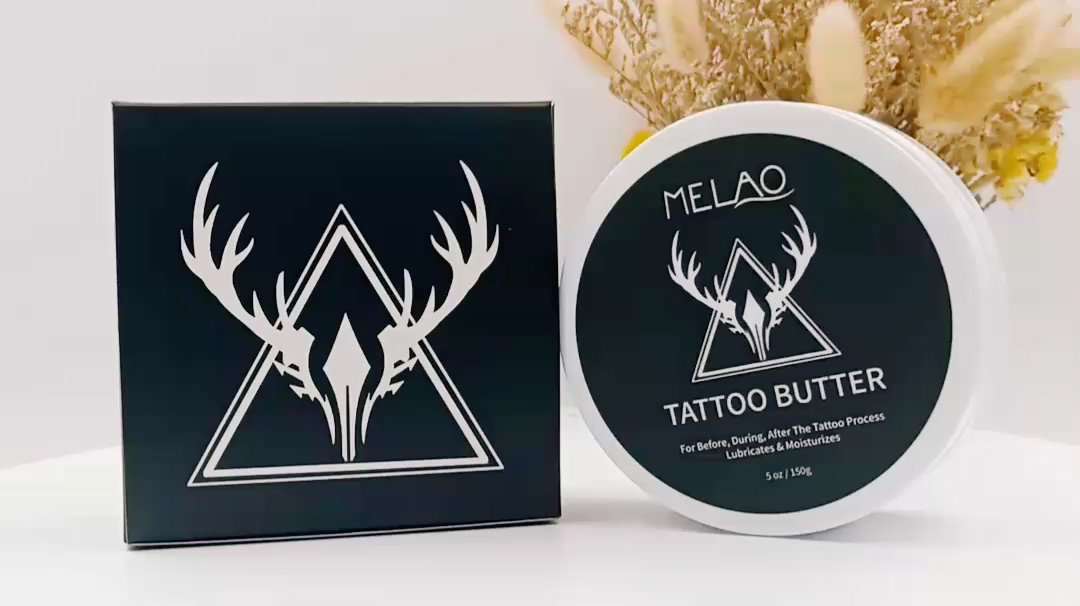 Großhandel Good Private Label Tattoo Nachsorge Butter