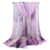 Cheap Price Ready Stock Polyester Georgette Scarf Floral Print Chiffon Scarves