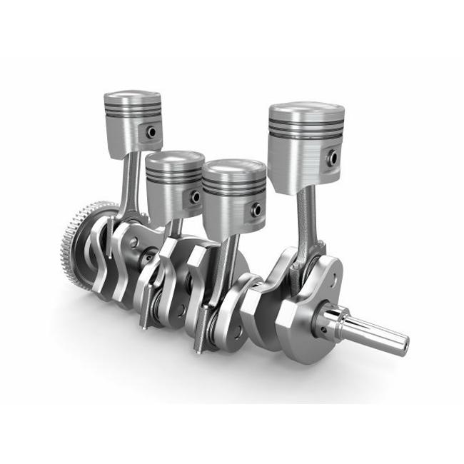 ZPARTNERS dövme motor krank mili için VW döküm krank mili parçaları 06A-105-021A satış