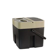CARSUN автомобильный ящик для хранения мусора, органайзер для багажника, многофункциональное сиденье, ведро-органайзер, подстаканники Organizador, ...(Китай)