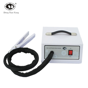 DTY ice cold frozen flat frozen treatment iron cryolipolysis for hair