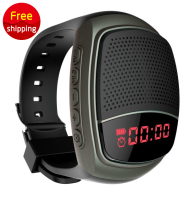 B90 new products 2020 innovative product,wearable bluetooth speaker watch