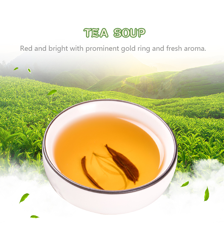 Wholesale high quality Caihua black tea gift packing Chinese black tea 40pcs/pack tea bag - 4uTea | 4uTea.com