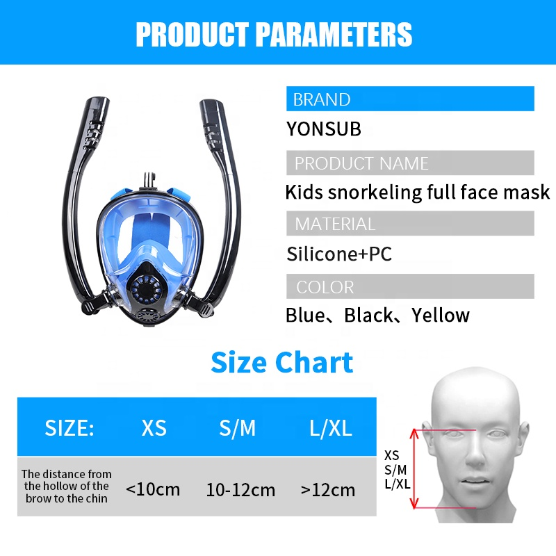 2019 New Design Full Face Snorkeling Mask With Double Tube 180 Degree View Anti-Fog Scuba Diving Mask (5).jpg