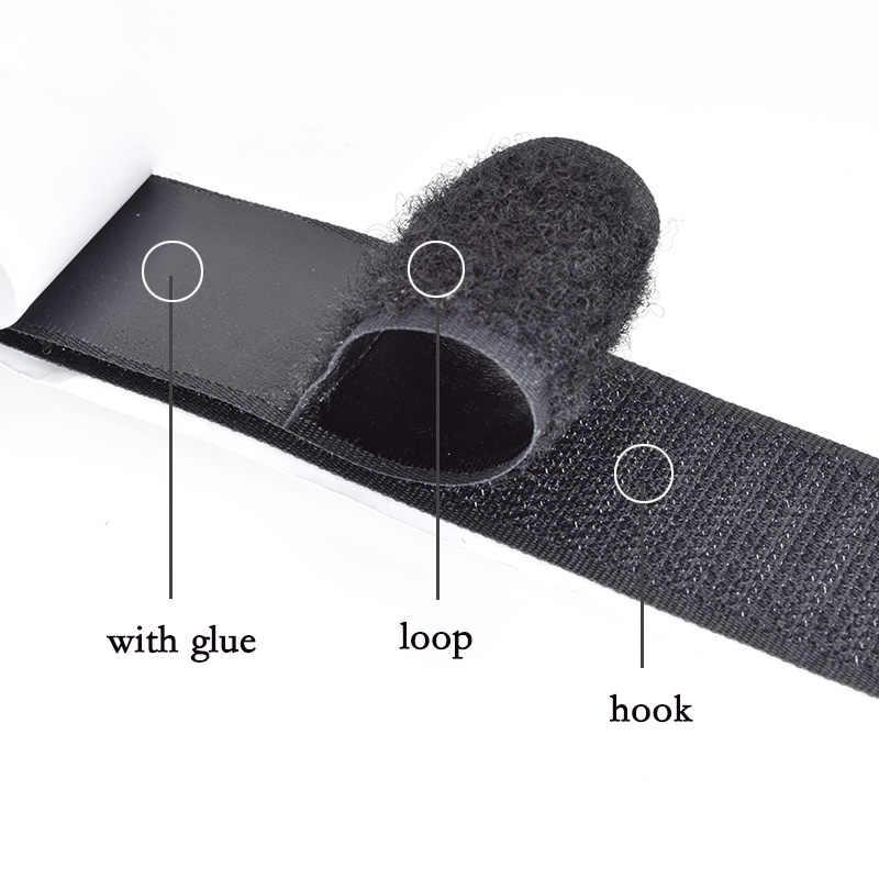 Factory hotsale Screen window adhesive hook and loop curtains free adjustable Hook & Loop  Adjustable Window Screens