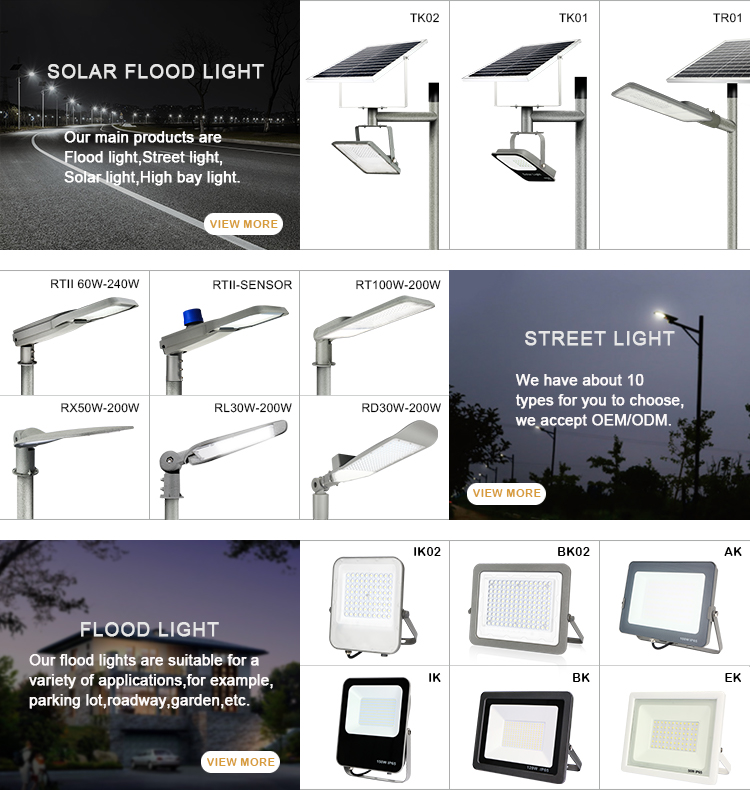 KCD Energy Saving High Lumen IP65 Waterproof Outdoor Led Floodlight SMD 10W 20W 30W 50W 100W 150W 200W 300W 400W Led Flood Light