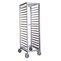Kitchen Food Stainless Steel Design Cart Baking Tray Rack Trolley