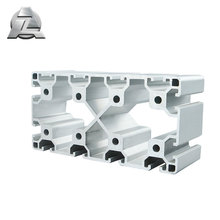 Ready large order 80160 t slot aluminum alloy extrusion