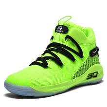 Мужская Баскетбольная обувь, Мужская Уличная баскетбольная спортивная обувь, высококачественные кроссовки для мужчин(Китай)