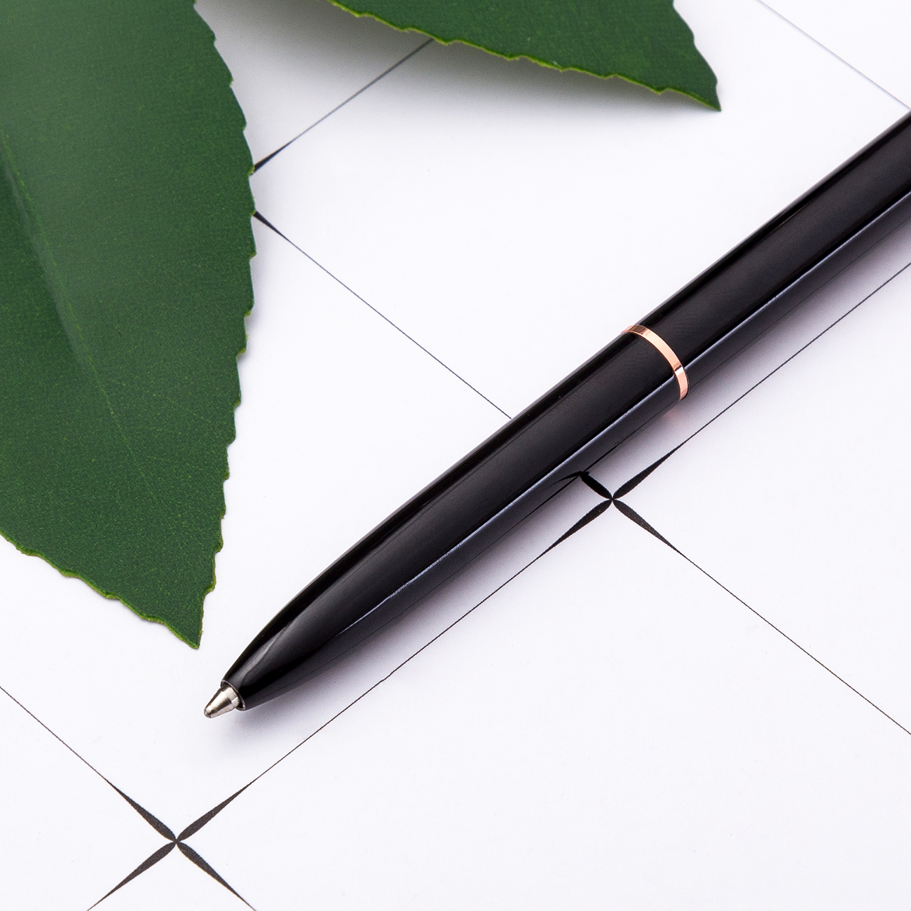 Huahao Butterfly Shape Diamond Pen Promotional Customized Logo Printed Metal Ball Point Pens