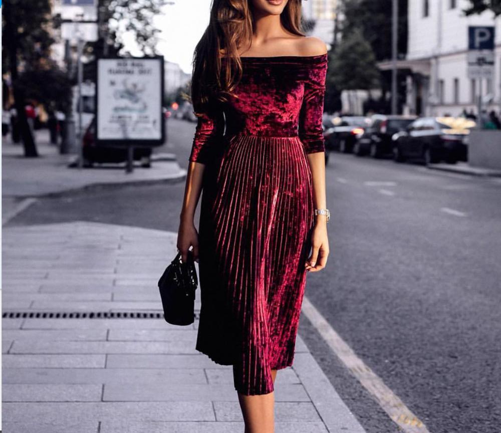 großhandel schöne samt kleider kaufen sie die besten schöne