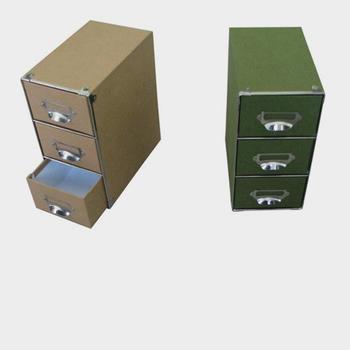 3 Tier Home Office Storage Bo Bins