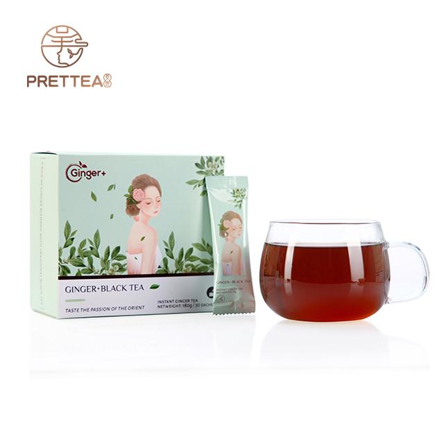 turmeric ginger tea Improve Blood Circulation organic ginger tea nature drink ginger - 4uTea | 4uTea.com