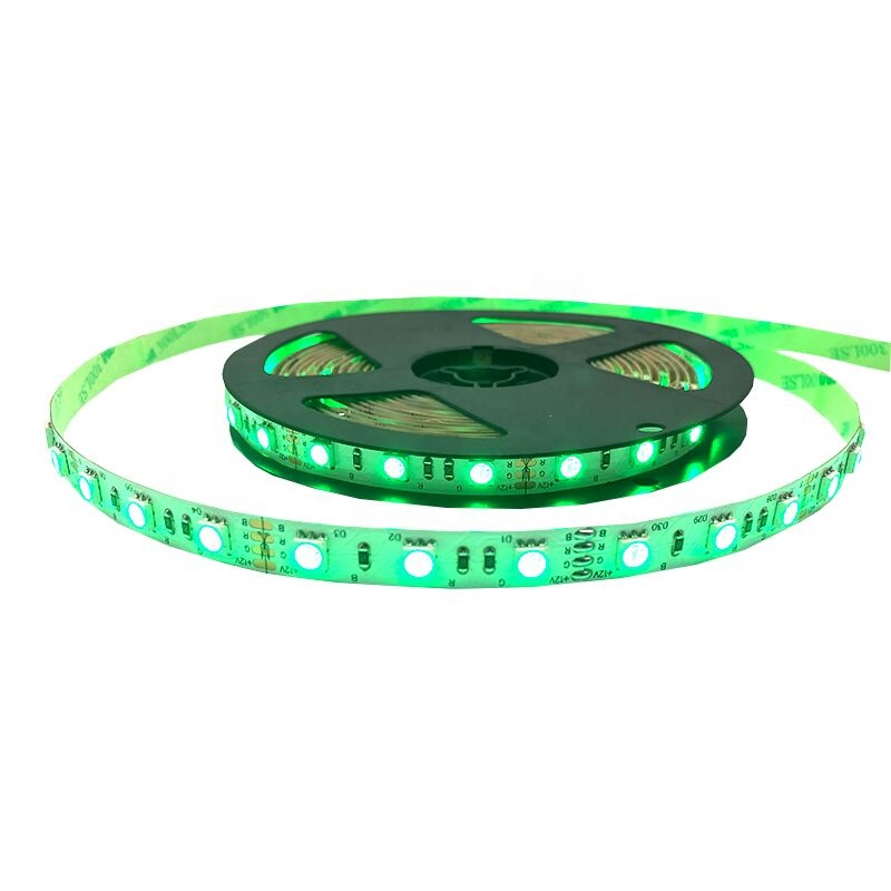 Super Bright 4 Years Warranty 5050 SMD LED Strip  Hot Sale 5050 Digital RGB LED Strip Controller