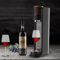 Wholesale Suppliers Custom Logo Electronic Wine Aerator For Wine With Patent