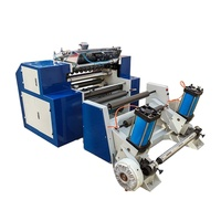 Fully automatic thermal paper roll slitting machine in india