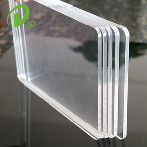 Dio 0.2mm/1.5mm/12mm/16mm 4 x 8 offcut clear acrylic sheet