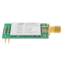 Rf Lange Afstand Zender <span class=keywords><strong>Data</strong></span> Converterrf Module Voor Draadloze <span class=keywords><strong>Communicatie</strong></span> NRF24L01P Lna Pa 100 Mw Spi
