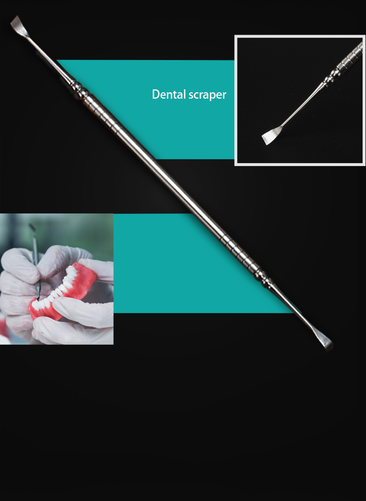 5 Pcs Stainless Steel Dental Hygiene Tool Kit for Home Oral Care Tartar Remover Dental Pick Tweezers Anti-fog Mouth Mirror