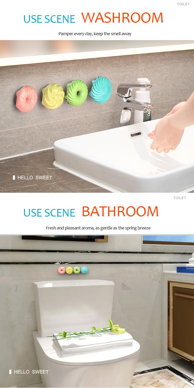 Bathroom Jdm Natural Air Freshener Packaging Room Spray ...