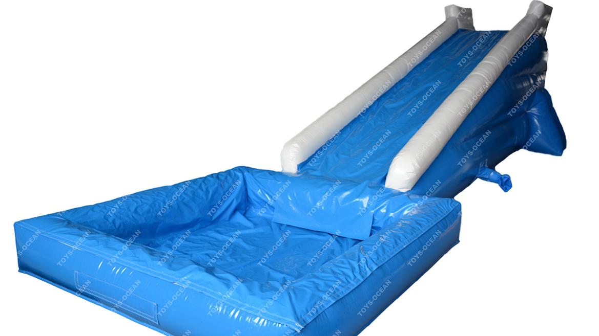 새로 설계된 풍선 어린이 물 슬라이드 홈 미니 워터 슬라이드