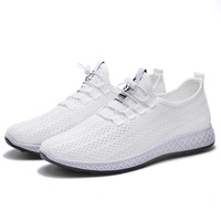 discount wholesale sports shoes men's fashion casual breathable running sneakers