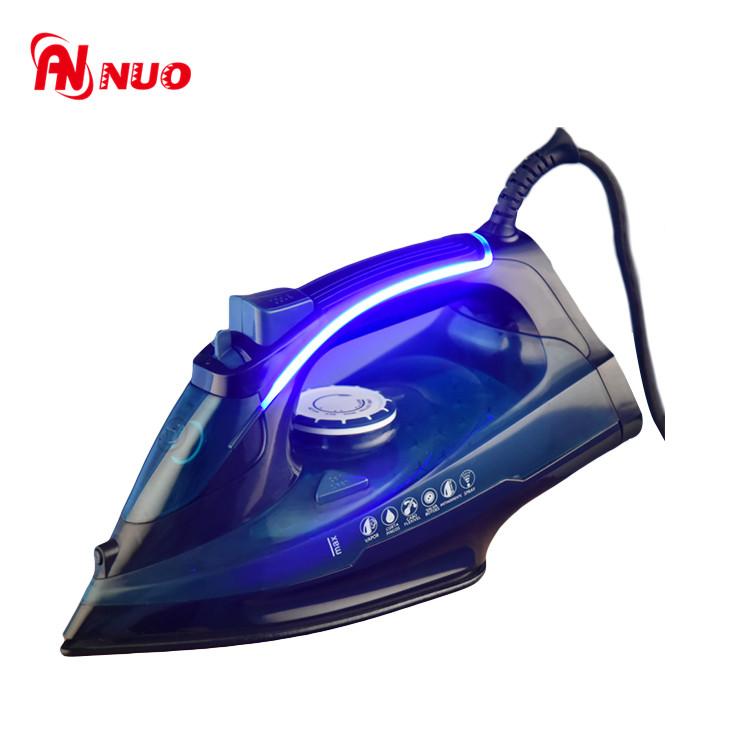 उच्च तापमान हाथ में पोर्टेबल बिजली कपड़े औद्योगिक परिधान भाप लोहा