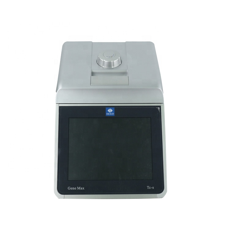 Professional bioer Gene Max Pcr Instrument/Thermal Touch Screen Polymerase Chain Reaction Thermal Cycler