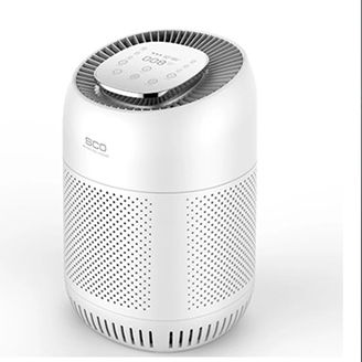 2020 New Air Purifier Hepa Filter OEM Brand Portable Car Airpurifier Clean Air Quality Testing PM2.5 Purificador de aire KQ-19